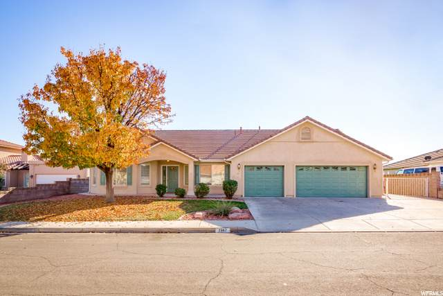 2357 W 1620 Cir N, St. George, UT 84770 (#1714548) :: The Perry Group