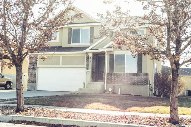 313 W Ann N, Stansbury Park, UT 84074 (#1714554) :: Big Key Real Estate