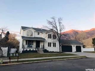 3451 E Magic Hills Cir, Cottonwood Heights, UT 84121 (#1714573) :: Berkshire Hathaway HomeServices Elite Real Estate