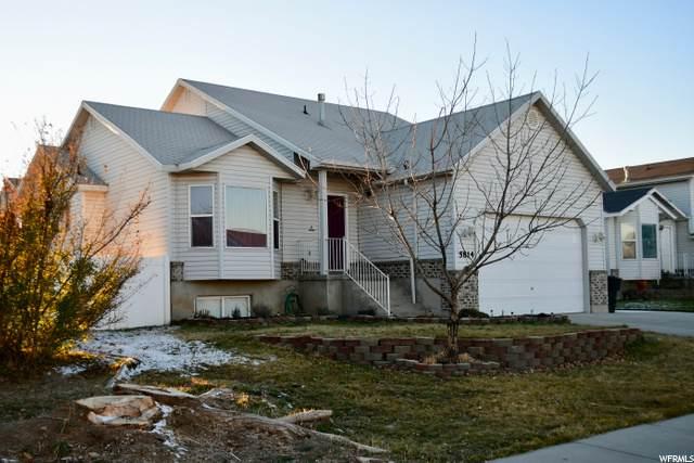 5814 S Vista Ridge Way, Salt Lake City, UT 84118 (#1714585) :: Big Key Real Estate