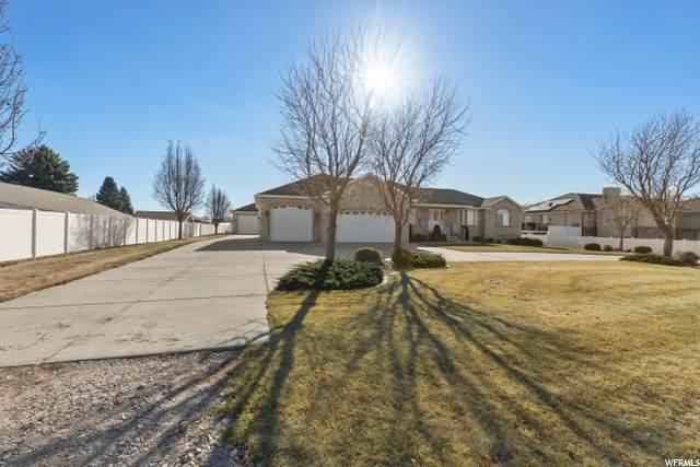 1843 W 14805 S, Bluffdale, UT 84065 (#1714586) :: Doxey Real Estate Group