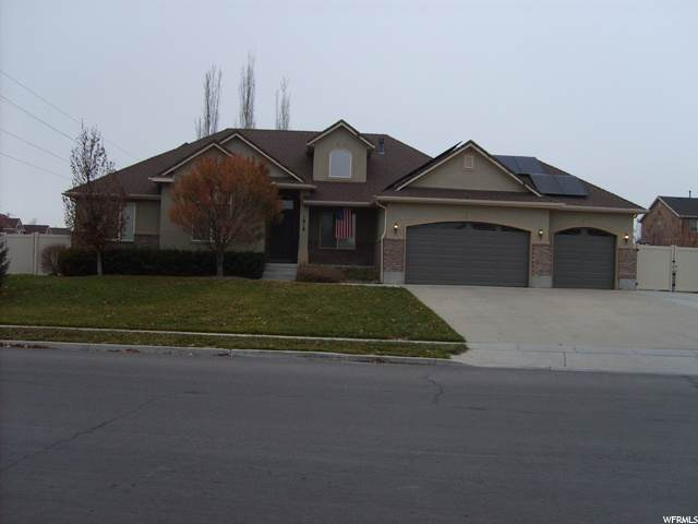 1918 W Cooper St, Kaysville, UT 84037 (#1714587) :: Big Key Real Estate