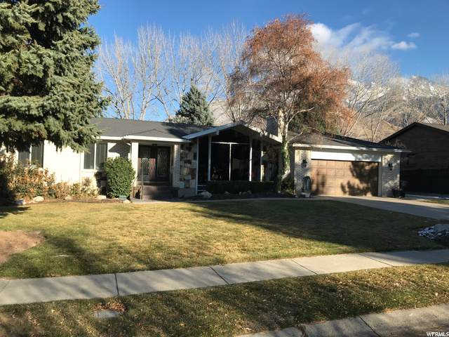 8397 S Willow Creek Dr, Sandy, UT 84093 (#1714592) :: Exit Realty Success