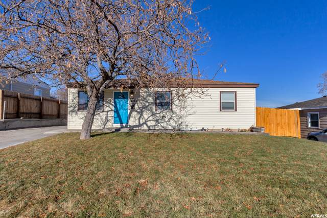 4766 W Hoffman St, Salt Lake City, UT 84118 (MLS #1714613) :: Lawson Real Estate Team - Engel & Völkers