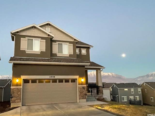 2958 S Willow Creek Dr W, Saratoga Springs, UT 84045 (#1714646) :: Colemere Realty Associates