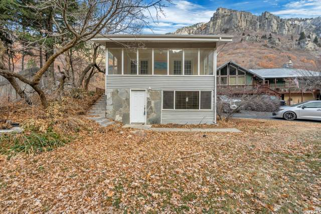 398 E Ogden Canyon Cyn, Ogden, UT 84401 (#1714649) :: Gurr Real Estate