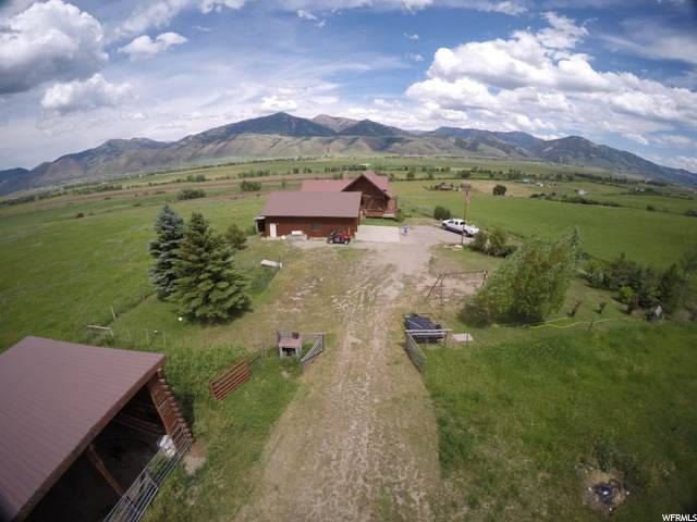 2163 S Bittercreek Rd, Afton, WY 83110 (#1714656) :: Exit Realty Success