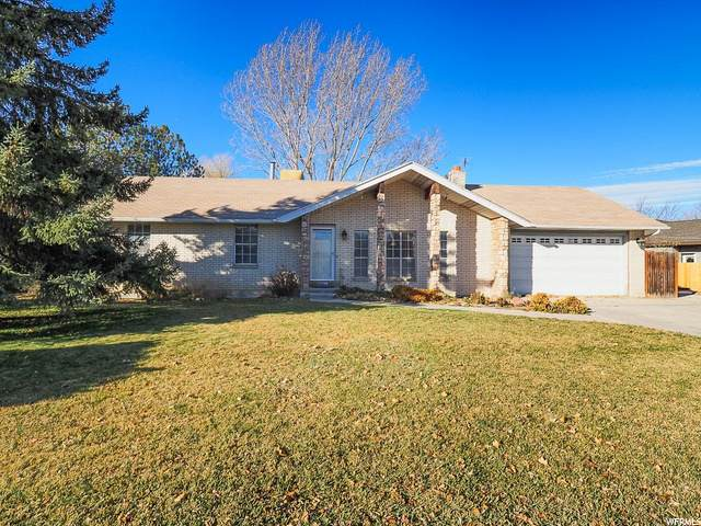 8464 S 2700 W, West Jordan, UT 84088 (#1714674) :: Colemere Realty Associates