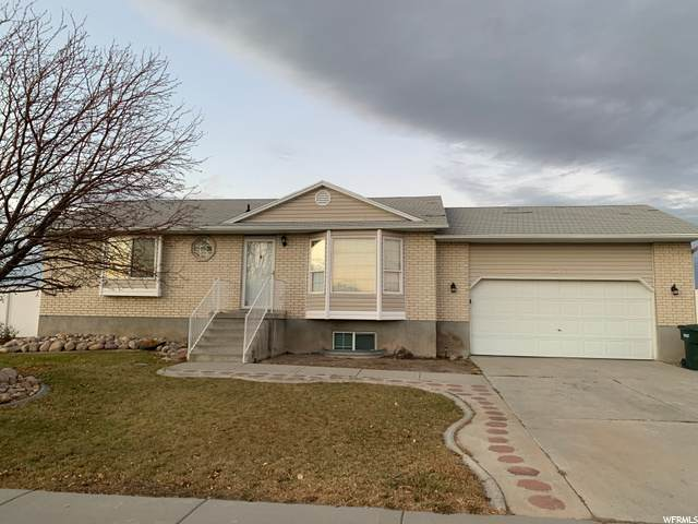 6020 W Settlers Point Dr N, West Valley City, UT 84128 (#1714681) :: Red Sign Team