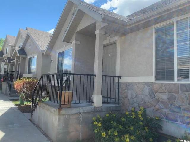 213 Crescent Ln #118, Tooele, UT 84074 (#1714684) :: Red Sign Team