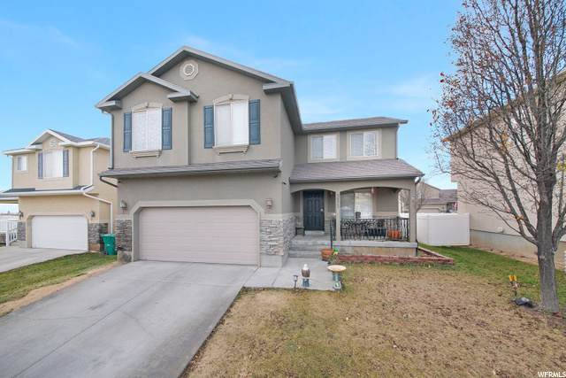 3577 W Newland Loop, Lehi, UT 84043 (#1714690) :: Colemere Realty Associates