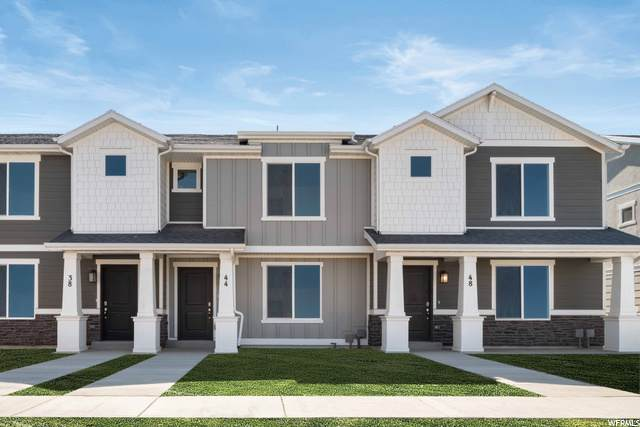 214 N Mine Ct #1272, Saratoga Springs, UT 84045 (#1714728) :: goBE Realty