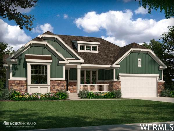 992 W Regatta Ln, Stansbury Park, UT 84074 (#1714730) :: Red Sign Team