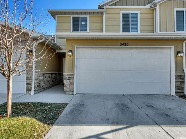 3430 S Stayley Ave W #5, West Haven, UT 84401 (#1714734) :: Colemere Realty Associates