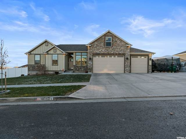7339 W Aberford Dr S, West Jordan, UT 84081 (#1714746) :: Red Sign Team
