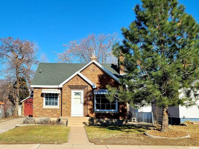 480 E 5TH St S, Ogden, UT 84404 (#1714755) :: Colemere Realty Associates