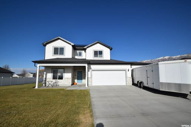 2932 W 3375 N, Farr West, UT 84404 (#1714797) :: Colemere Realty Associates