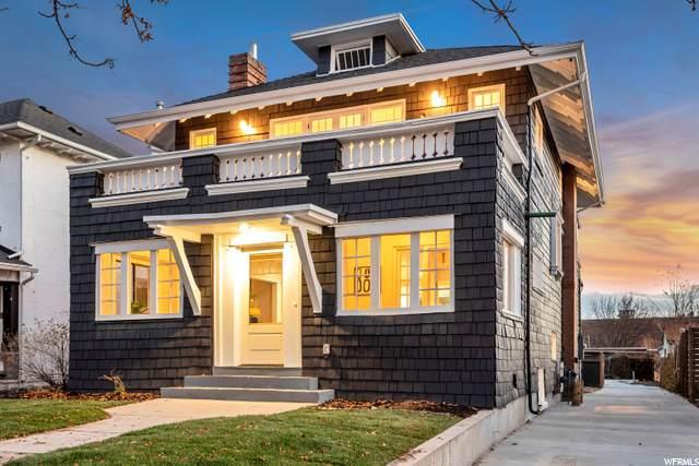 636 E 300 S, Salt Lake City, UT 84102 (#1714799) :: Pearson & Associates Real Estate