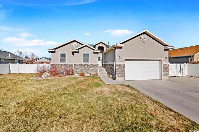 740 W Foxborough N, Lehi, UT 84043 (#1714800) :: Colemere Realty Associates