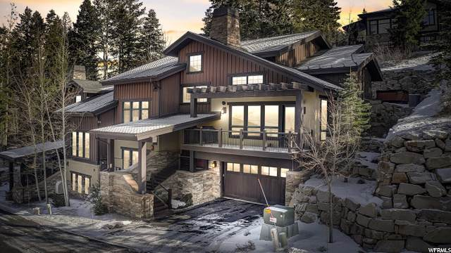 6559 Lookout Dr #25, Park City, UT 84060 (#1714805) :: Utah Best Real Estate Team | Century 21 Everest