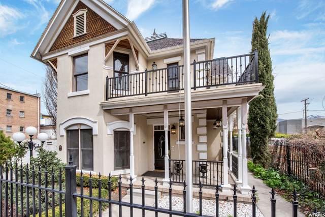 327 S Denver St, Salt Lake City, UT 84111 (#1714808) :: Pearson & Associates Real Estate
