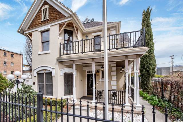 327 S Denver St, Salt Lake City, UT 84111 (#1714810) :: McKay Realty