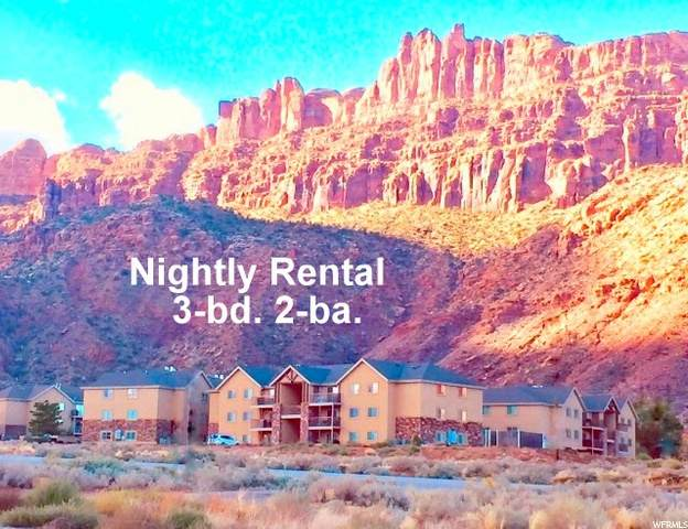 2511 E Redcliff Rd. 5-B, Moab, UT 84532 (#1714832) :: Berkshire Hathaway HomeServices Elite Real Estate