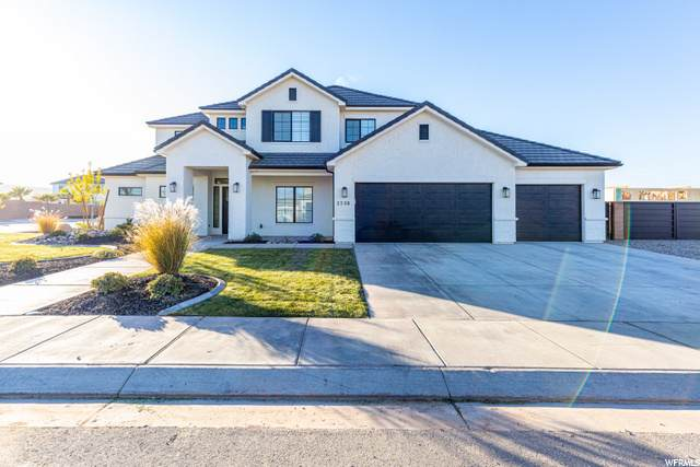 2236 E Fieldstone Dr, St. George, UT 84790 (#1714839) :: REALTY ONE GROUP ARETE