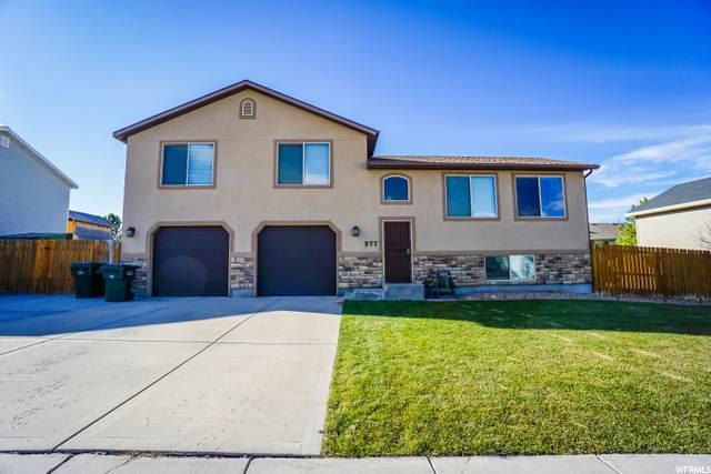 577 N 680 W, Tooele, UT 84074 (#1714840) :: Bustos Real Estate | Keller Williams Utah Realtors