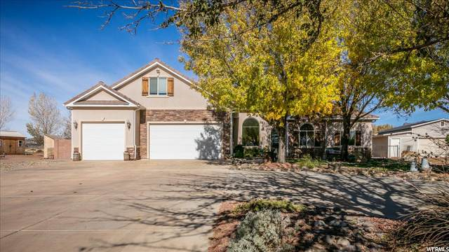 1436 W Opal Ct, Diamond Valley, UT 84770 (#1714846) :: Bustos Real Estate | Keller Williams Utah Realtors