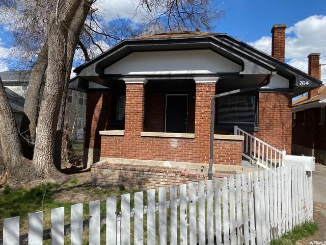 764 E 24TH St, Ogden, UT 84401 (#1714851) :: Big Key Real Estate