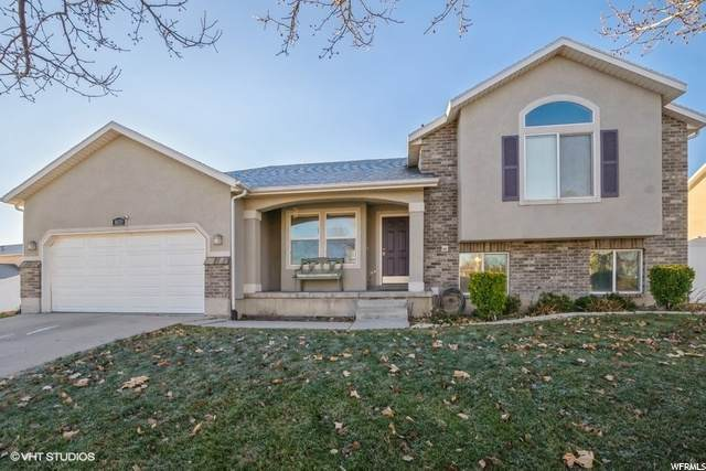 4839 W Park Village Dr S, West Jordan, UT 84081 (#1714877) :: Colemere Realty Associates