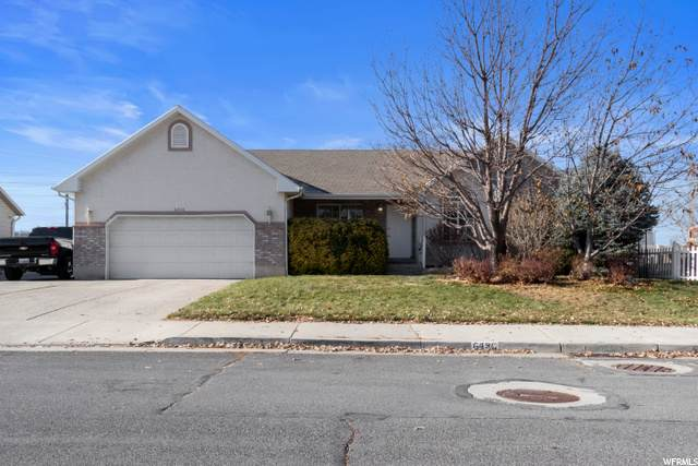 6436 S Travis James Ln, Murray, UT 84107 (#1714883) :: The Perry Group