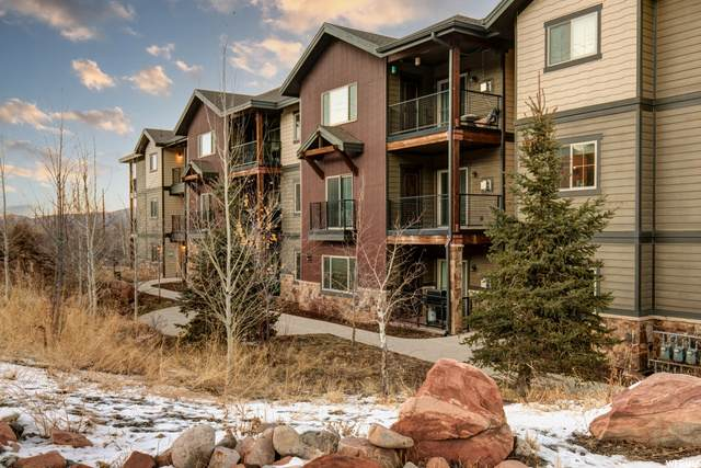 5461 Luge Lane Ln #2303, Park City, UT 84098 (#1714897) :: Utah Best Real Estate Team | Century 21 Everest