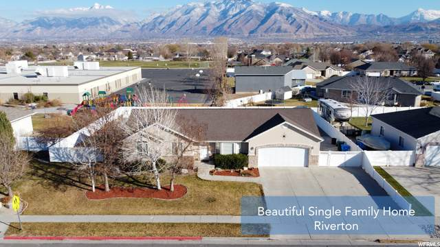 12227 S Doreen Dr W, Riverton, UT 84065 (#1714899) :: Colemere Realty Associates