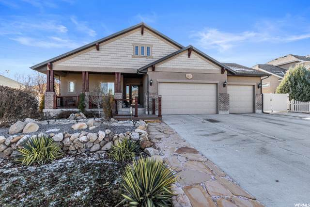 5927 W Birch Water Ln, West Jordan, UT 84081 (#1714903) :: Colemere Realty Associates