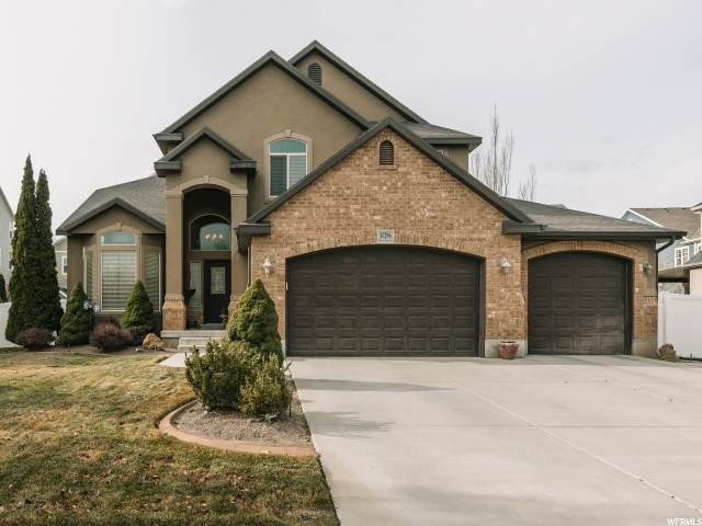 10296 S Walnut Canyon Ln W, South Jordan, UT 84009 (#1714908) :: Colemere Realty Associates