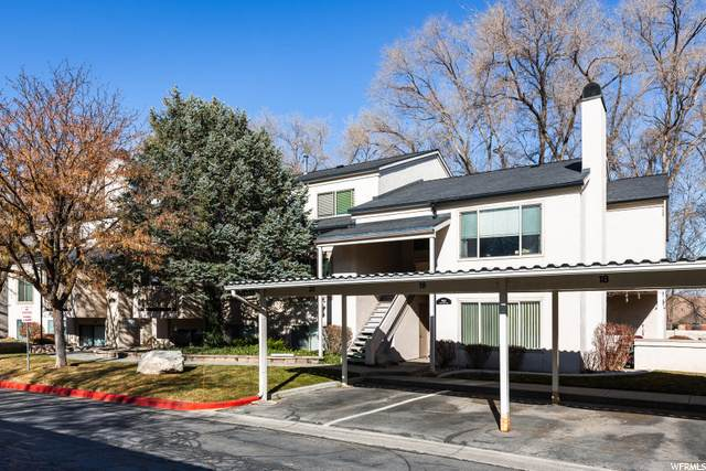 955 E Creekhill Ln #21, Midvale, UT 84047 (#1714913) :: Red Sign Team