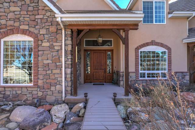 1133 S Hillcrest Dr, Cedar City, UT 84720 (#1714937) :: REALTY ONE GROUP ARETE