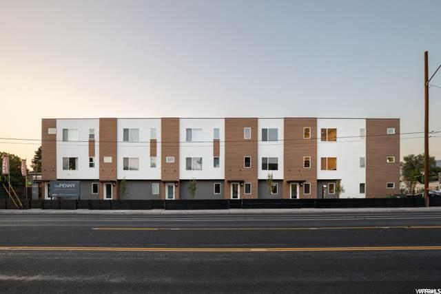 1660 S Major E #20, Salt Lake City, UT 84115 (#1714938) :: Pearson & Associates Real Estate