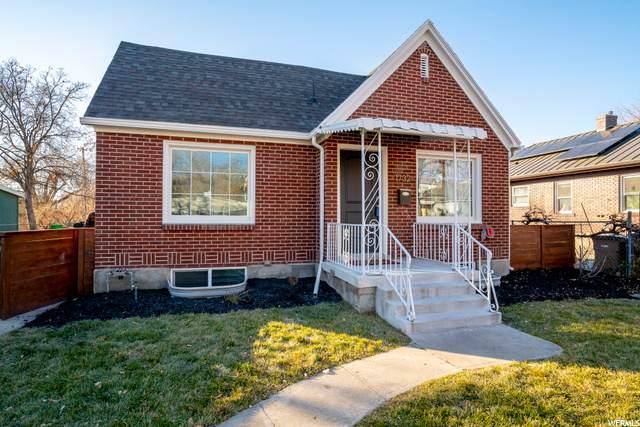 1732 S 600 E, Salt Lake City, UT 84105 (#1714943) :: Big Key Real Estate