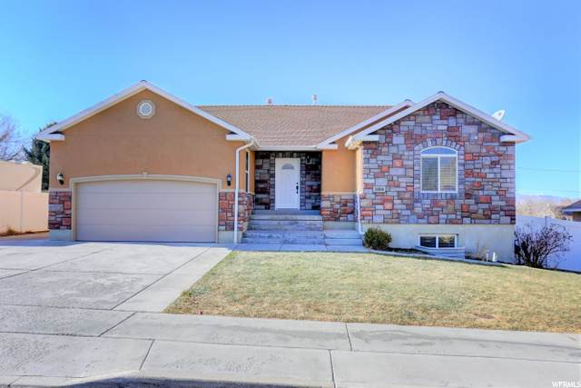1368 S 625 E, Springville, UT 84663 (#1714952) :: Bustos Real Estate | Keller Williams Utah Realtors