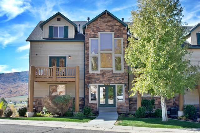 5063 E Lakeview Dr #1001, Eden, UT 84310 (#1714985) :: Big Key Real Estate