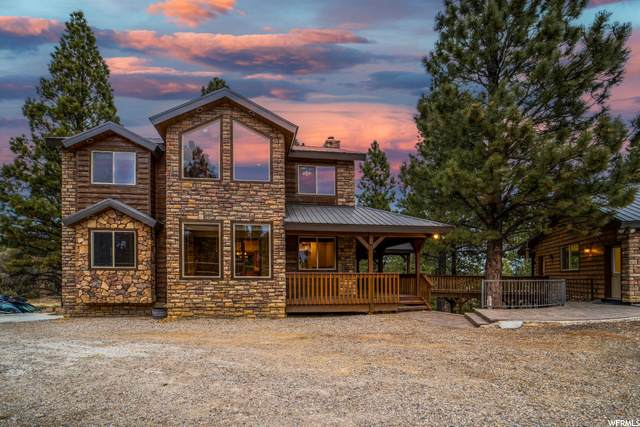2770 N Dead Horse Loop Rd, Duck Creek Village, UT 84762 (#1715010) :: Utah Best Real Estate Team | Century 21 Everest