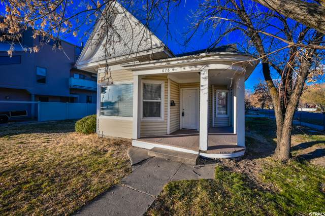 678 E 21ST St S, Ogden, UT 84401 (MLS #1715016) :: Jeremy Back Real Estate Team