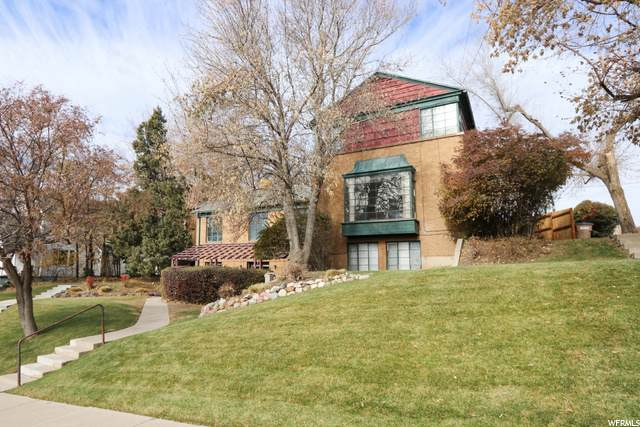 111 E Hillside Ave, Salt Lake City, UT 84103 (#1715033) :: Doxey Real Estate Group