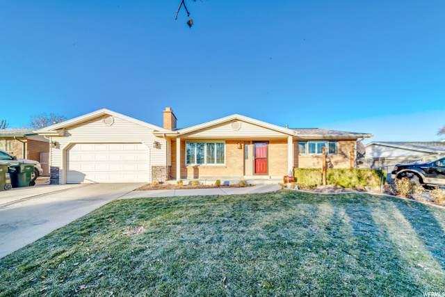 4300 S 4580 W, West Valley City, UT 84120 (#1715038) :: Bustos Real Estate | Keller Williams Utah Realtors