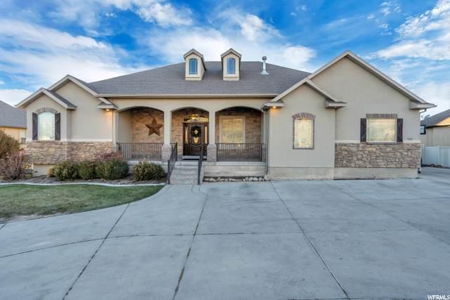 525 N 1100 E, American Fork, UT 84003 (#1715046) :: Berkshire Hathaway HomeServices Elite Real Estate