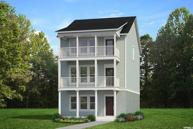 11351 S Prosperty Rd W 4-248, South Jordan, UT 84009 (#1715050) :: Pearson & Associates Real Estate