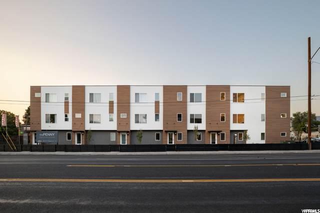 1660 S Major E #22, Salt Lake City, UT 84115 (#1715090) :: Pearson & Associates Real Estate